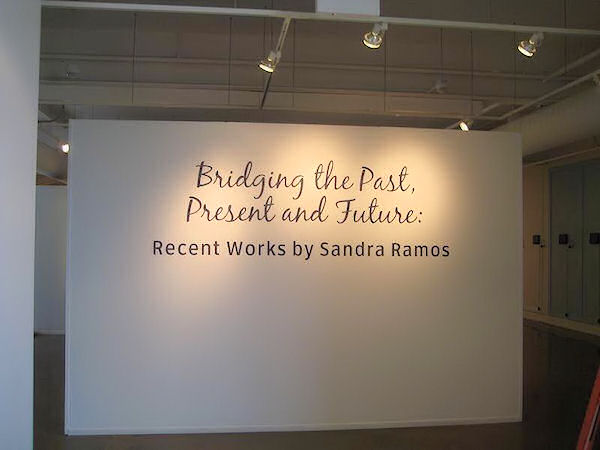 Bridging the Past, Present and Future. Fort Smith Regional Art Museum, AR, USA. 2013
